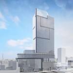 新宿駅西口開発計画。画像:小田急電鉄
