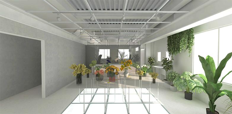 Lifft Concept Shopのショールーム(写真提供/BOTANIC)
