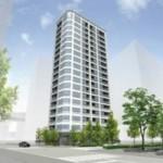 浜松町で「敷地売却制度」活用、築47年の物件を18階建て分譲マンションに