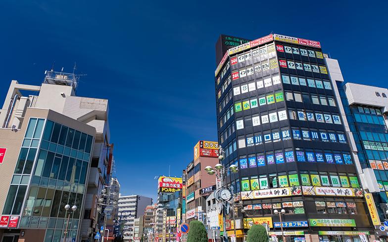 西川口駅前(写真/PIXTA)