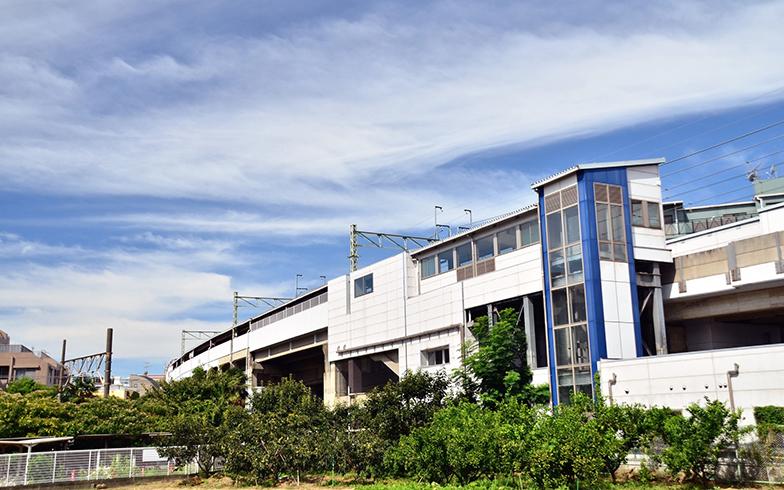 京王稲田堤駅(写真/PIXTA)