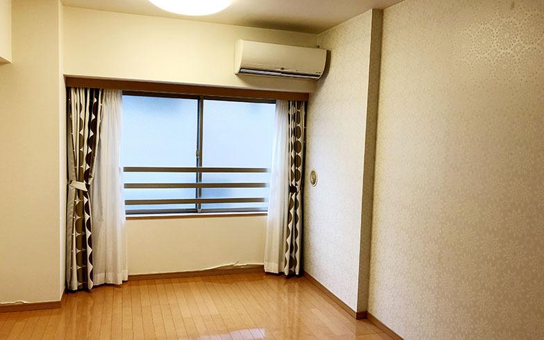 一般的な2LDKの間取りの中古マンションを購入(工事前)(画像提供/小林さん)