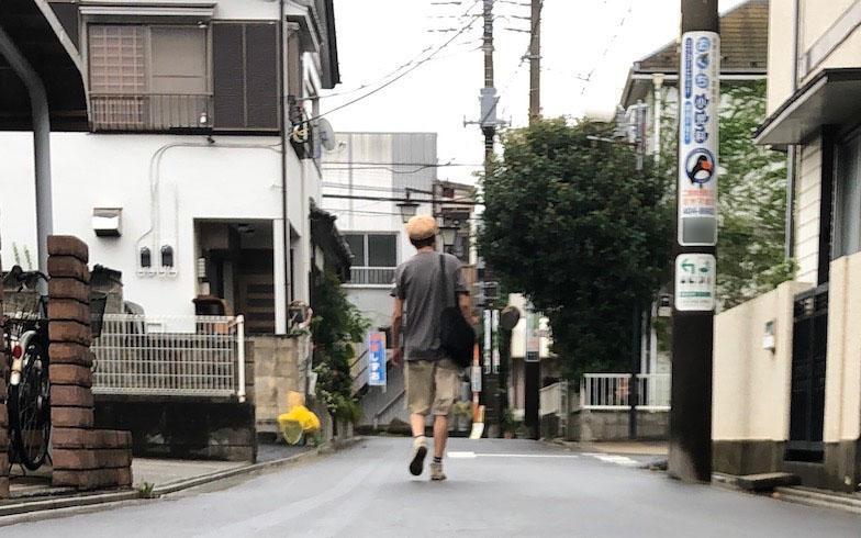 皆さん無事かな(写真撮影/石原たきび)