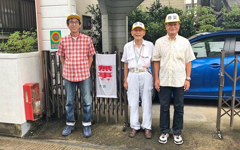 左から小林さん、内田さん、門倉さん(写真撮影/石原たきび)
