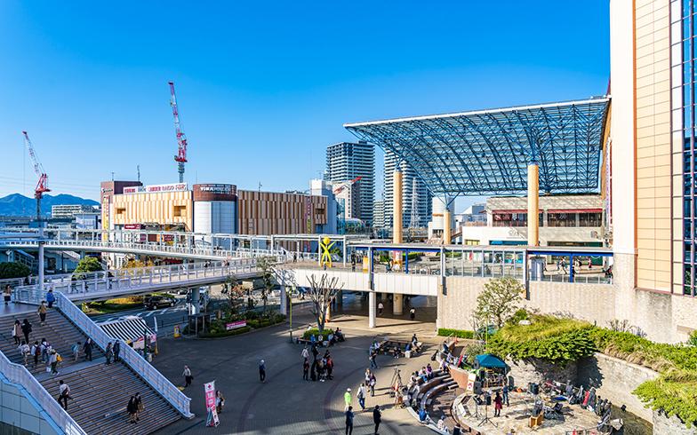 海老名駅(写真/PIXTA)