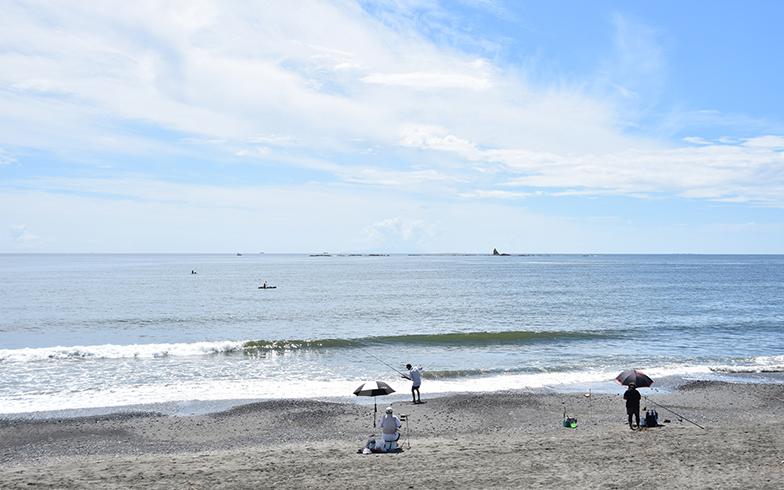 茅ヶ崎の海(写真/PIXTA)
