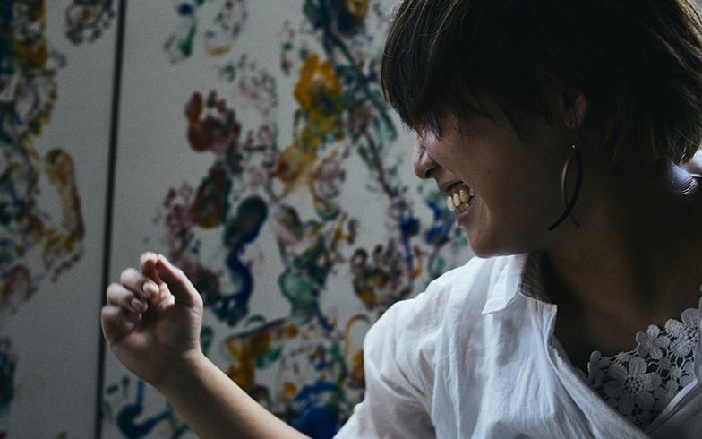 よしだめぐみさん(写真提供/巻組、写真撮影/Furusato Hiromi)