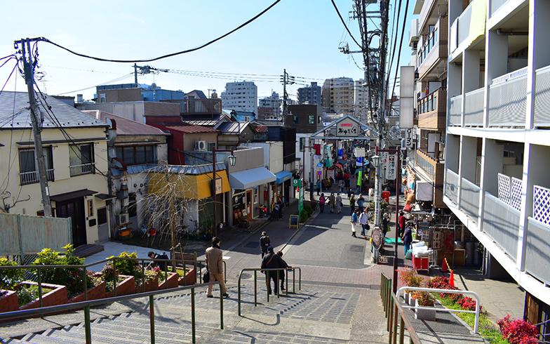 谷中銀座商店街(写真/PIXTA)