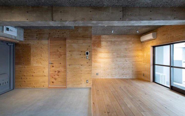 建物内部には土間があり、さまざまな用途に使えるのも魅力的(写真提供/桃山建設)