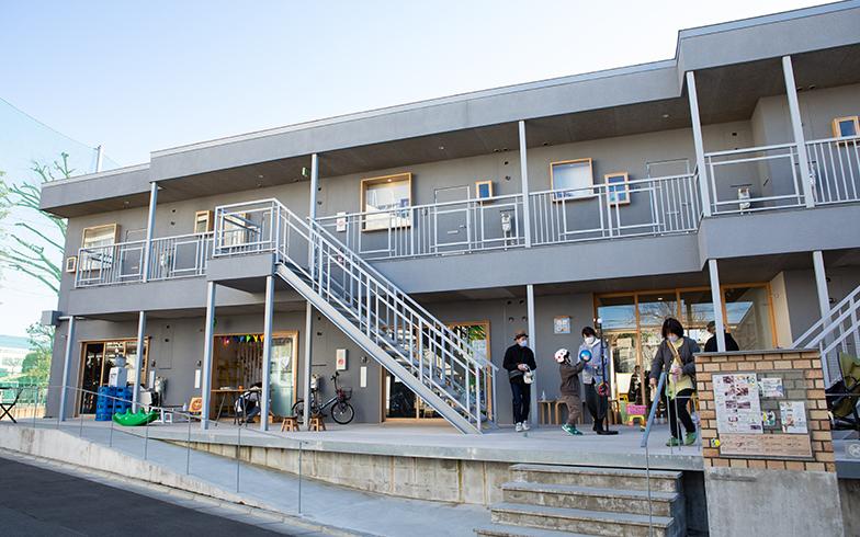 「欅の音terrace」(写真撮影/片山貴博)