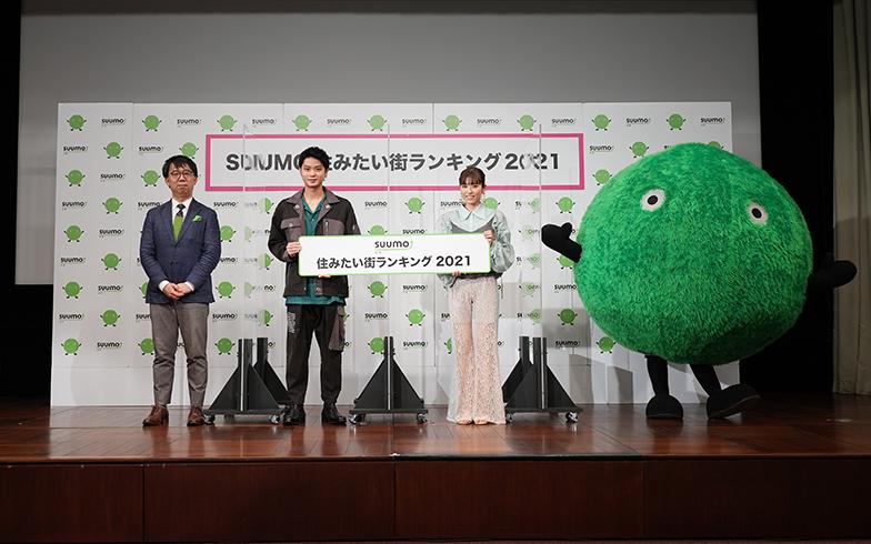 2021年の「住みたい街」、埼玉県が大躍進!コロナ禍で目覚めた地元愛?