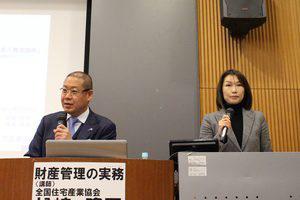 西澤さん(右)が市民後見人養成講座の講師も務めていることで、多くの専門家や団体とのネットワークが構築されている(写真提供/地域後見推進プロジェクト)