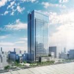 八重洲二丁目の再開発、街区名称「東京ミッドタウン八重洲」に決定