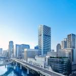 大阪・堂島に住宅とホテルの超高層複合タワー