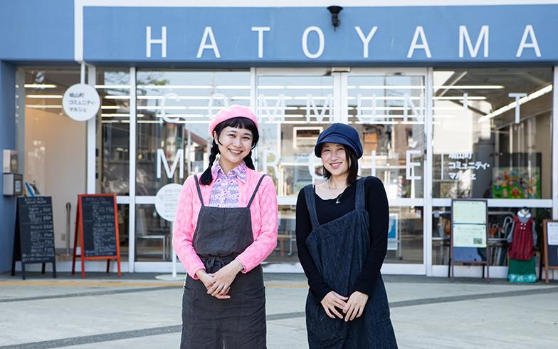 左から、菅沼朋香さん、山本蓮理さん(撮影/片山貴博)