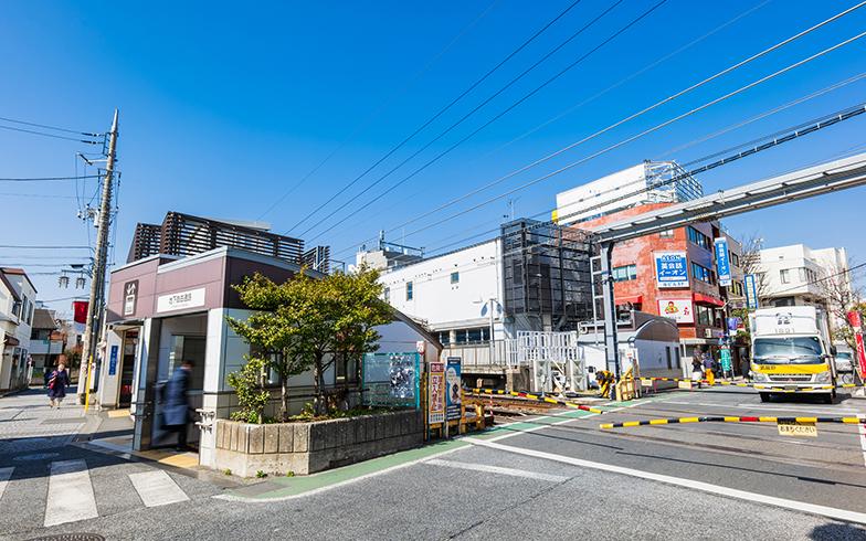 千歳烏山駅付近(写真/PIXTA)