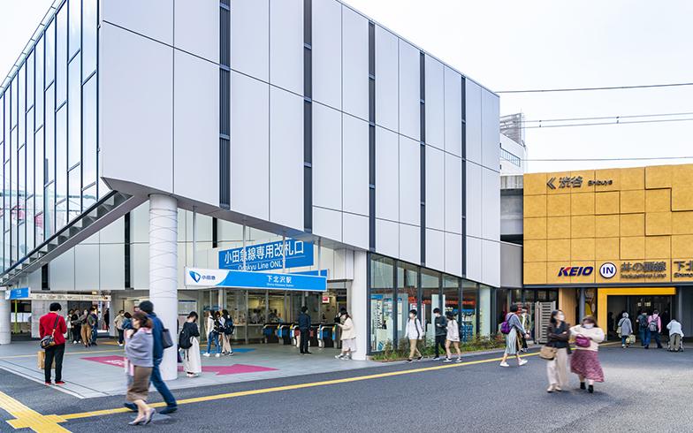 下北沢駅(写真/PIXTA)