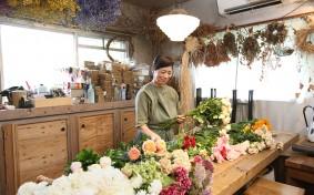 入居者のリノベで花屋やアトリエに変身!築古でも大人気なDIY賃貸がすごかった!