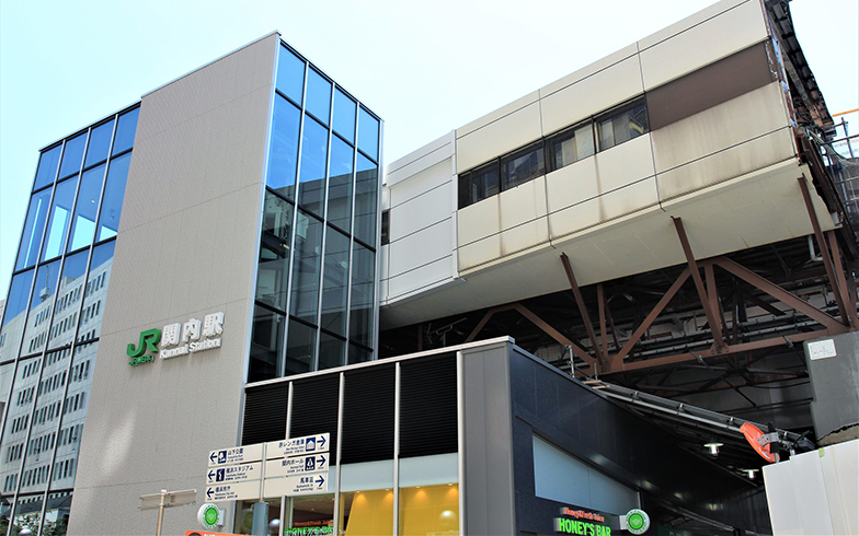 関内駅(写真/PIXTA)