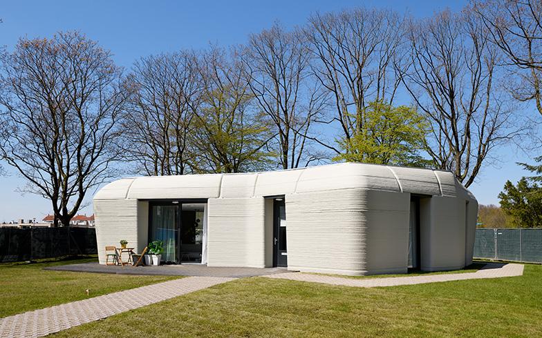 「3Dプリンターの家」2021年最新事情! オランダで賃貸物件が登場、日本でも実用化が進む