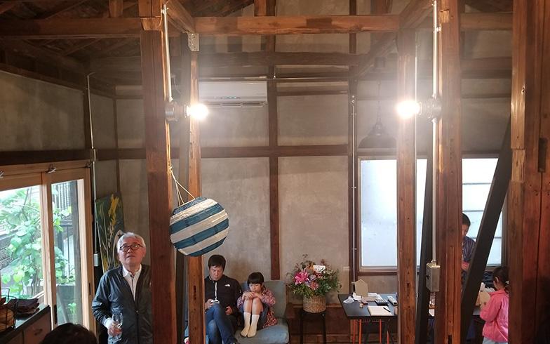 昭和期の建物で趣があり、天井や梁、土壁など見どころが多い(写真提供/YOICHI)