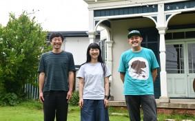 洋館「旧グッゲンハイム邸」裏の長屋にクリエイティブな住人達。神戸・塩屋のまちづくりの担い手へ