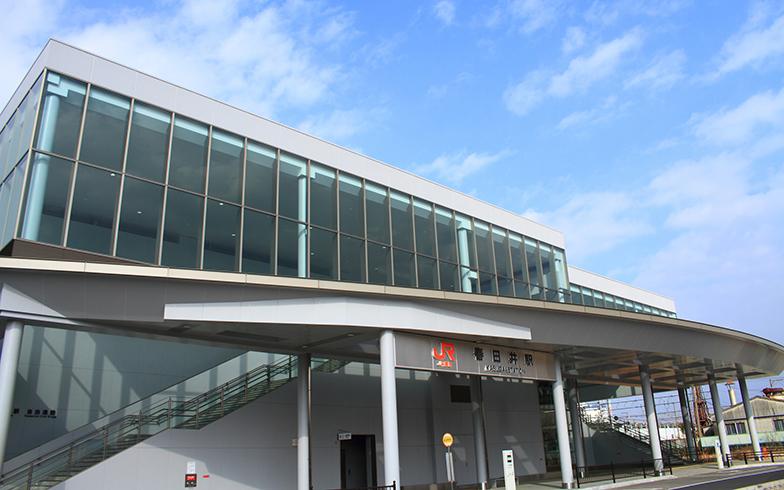 春日井駅(写真/PIXTA)