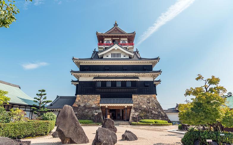 清須城(写真/PIXTA)
