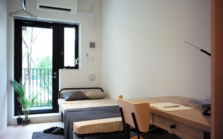 居室への動線上に食堂やラウンジなどの共用スペースを配置(写真撮影/相馬ミナ)