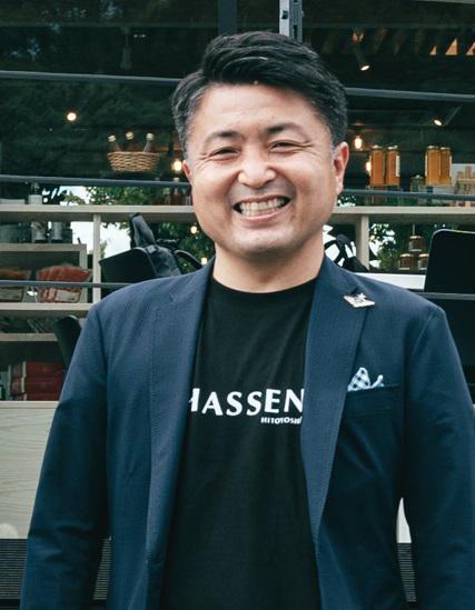 球磨川くだり株式会社代表取締役の瀬崎公介さん。2019年1月に就任し、改革を行ってきた(写真提供/球磨川くだり)
