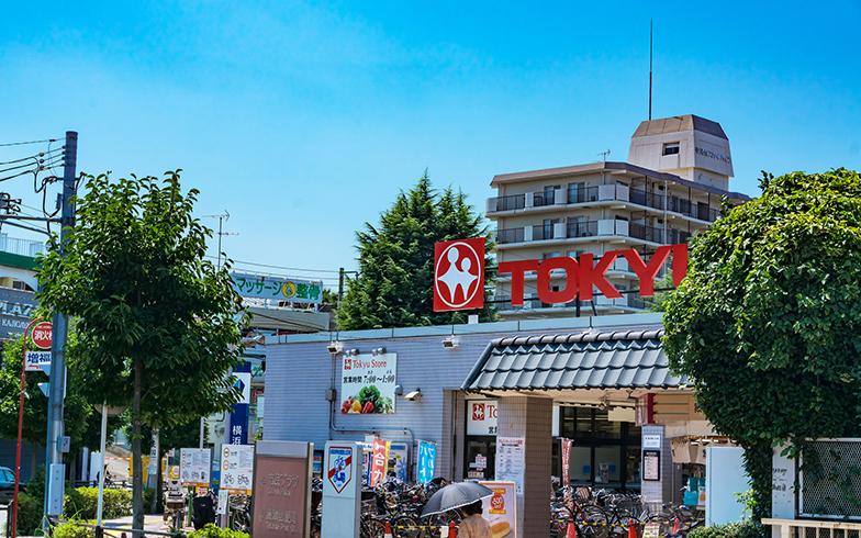 梶が谷駅前(写真/PIXTA)