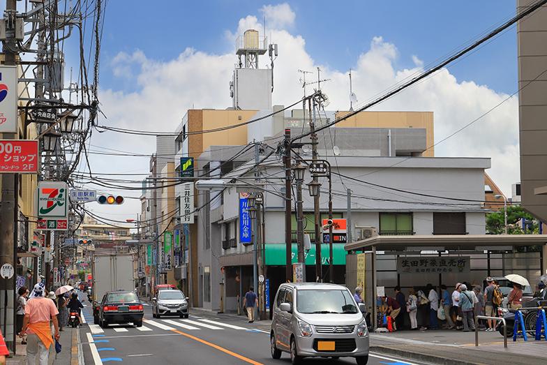 生田駅周辺の風景(写真/PIXTA)