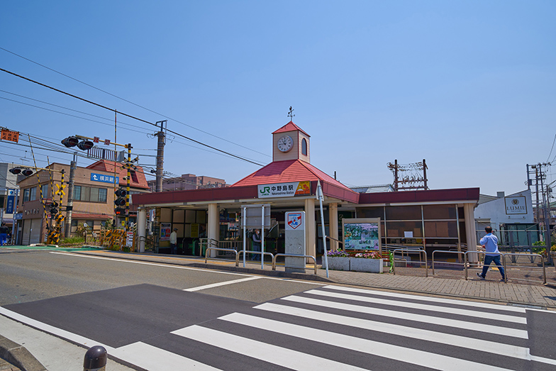 中野島駅(写真/PIXTA)
