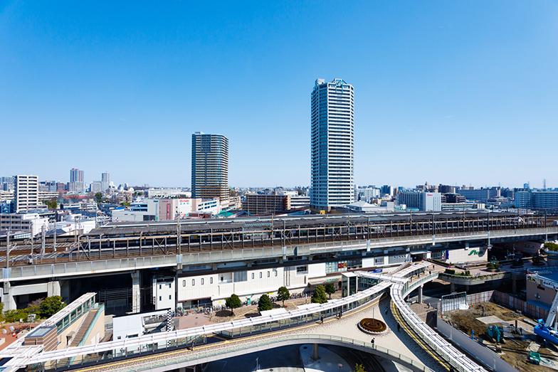 武蔵浦和駅(写真/PIXTA)